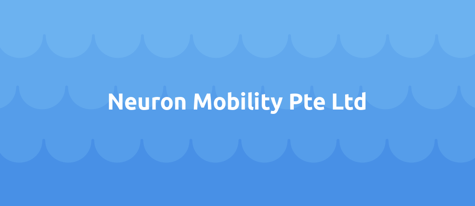 Neuron Mobility Pte Ltd cover