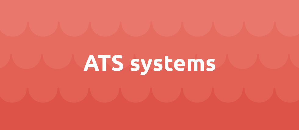 ATS systems cover