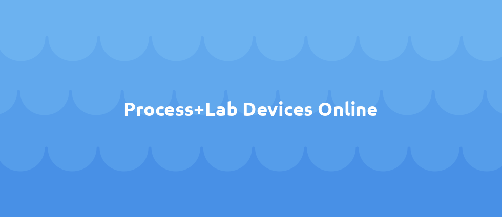 Process+Lab Devices Online cover