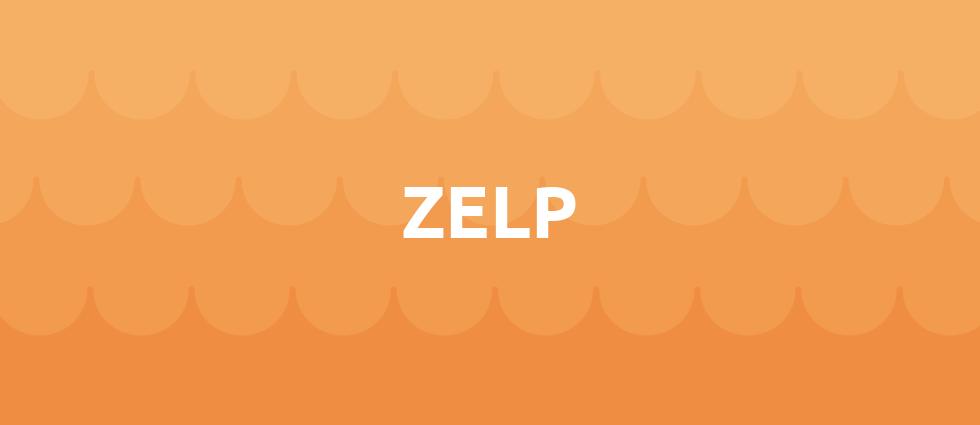 ZELP cover