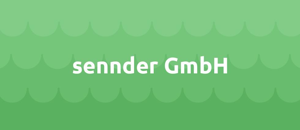 sennder GmbH cover