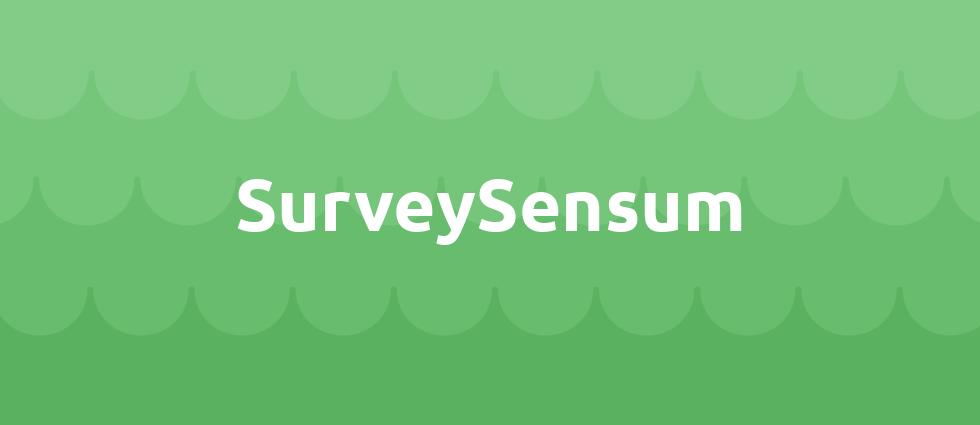 SurveySensum cover