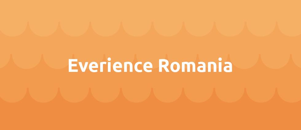 Everience Romania cover